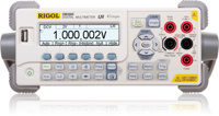 Rigol DM3068 Multimeter with 6 ½ digits readings resolution
