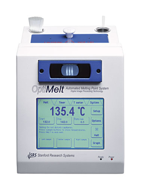 SRS OptiMelt MPA100 - Automated Melting Point System