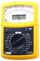 Chauvin Arnoux CA5011 Analog/digital multimeter efficient and economical