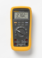 Fluke 27-II. 30 kHz, CAT IV 600V/ CAT 1000V, IP67. Industrial multimeter