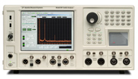 SRS SR1 — 200 kHz dual-domain Audio Analyzer