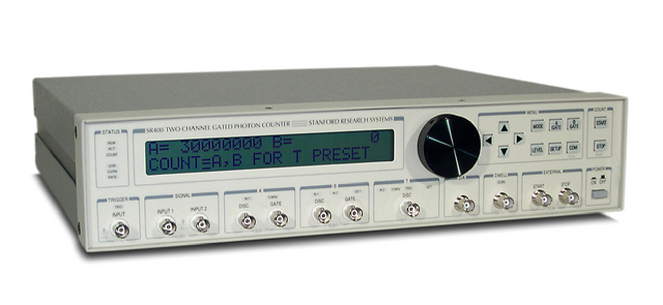 SRS SR400 Photon Counter - Dual channel