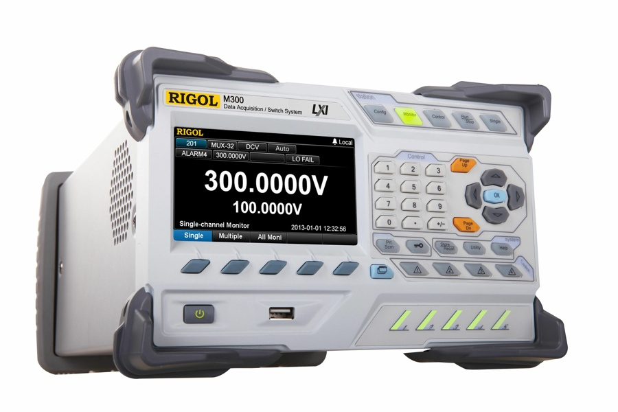 Rigol M300 Data Acquisition/Switch System