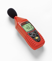 Amprobe SM-20-A Sound Meter 30~130dB with PC computer download capabilities