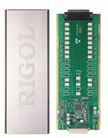 Rigol MC3120 20-channel differential Multiplexer module