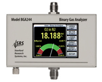 SRS BGA244 Binary Gas Analyzer