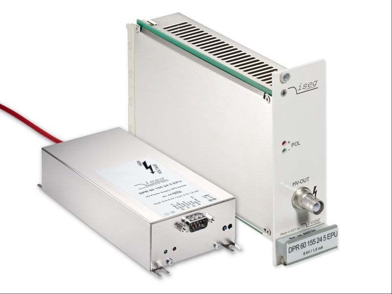 iseg DPS -Built-in or System Capable High Precision HV Module