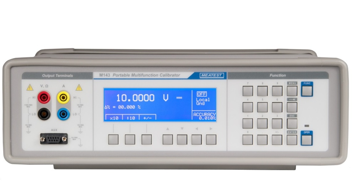 Meatest M143 Portable Multifunction Calibrator