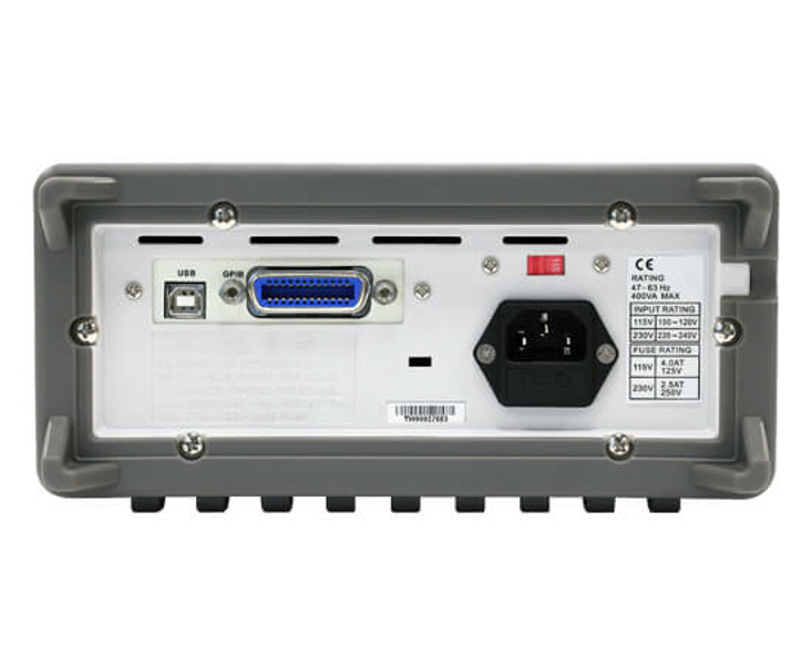 Chroma 62010L-36-7 Programmable DC Power Supply 36V/7A/108W, with GPIB & USB Interface