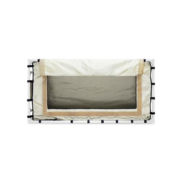 Tekbox TBST-120/60/60/2 Shielded tent 120 cm x 60 cm x 60 cm