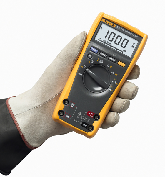 Fluke 179 Digital multimeter with temperature