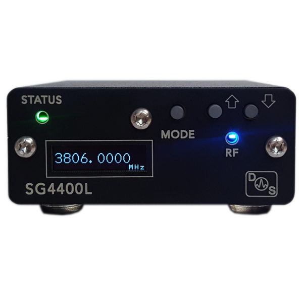 DS Instruments SG4400L signal generator 35-4400MHz with USB and display