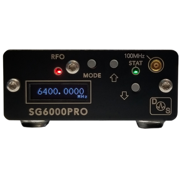 DS Instruments SG6000PRO signal generator 50-7000MHz